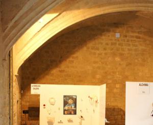 Wystawka w Barcelonie