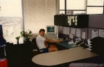 W biurze kanadyskim jako początkujący informatyk