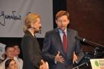 Prowadzący konwencję - Joanna Moro i Marek Migalski